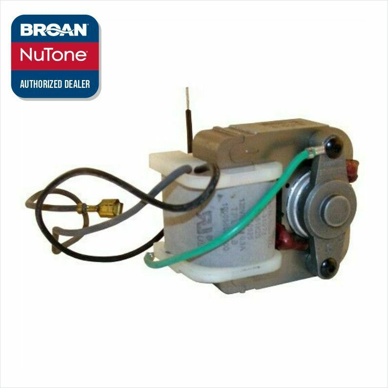 Broan Nutone S35971000 QT9093 Heater Motor Genuine