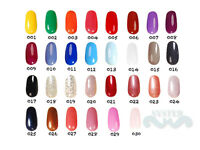 15ml Exclusive SYSTER Nail Art Soak Off Glitter Color UV Gel Polish UV Lamp