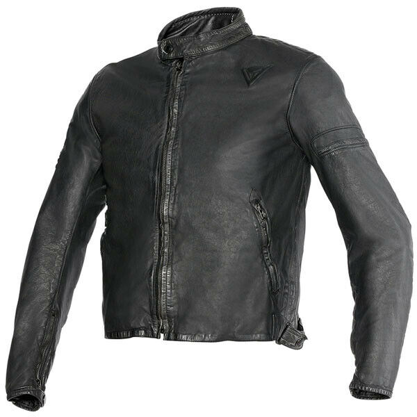 Dainese Archivio Leather Motorcycle Jacket