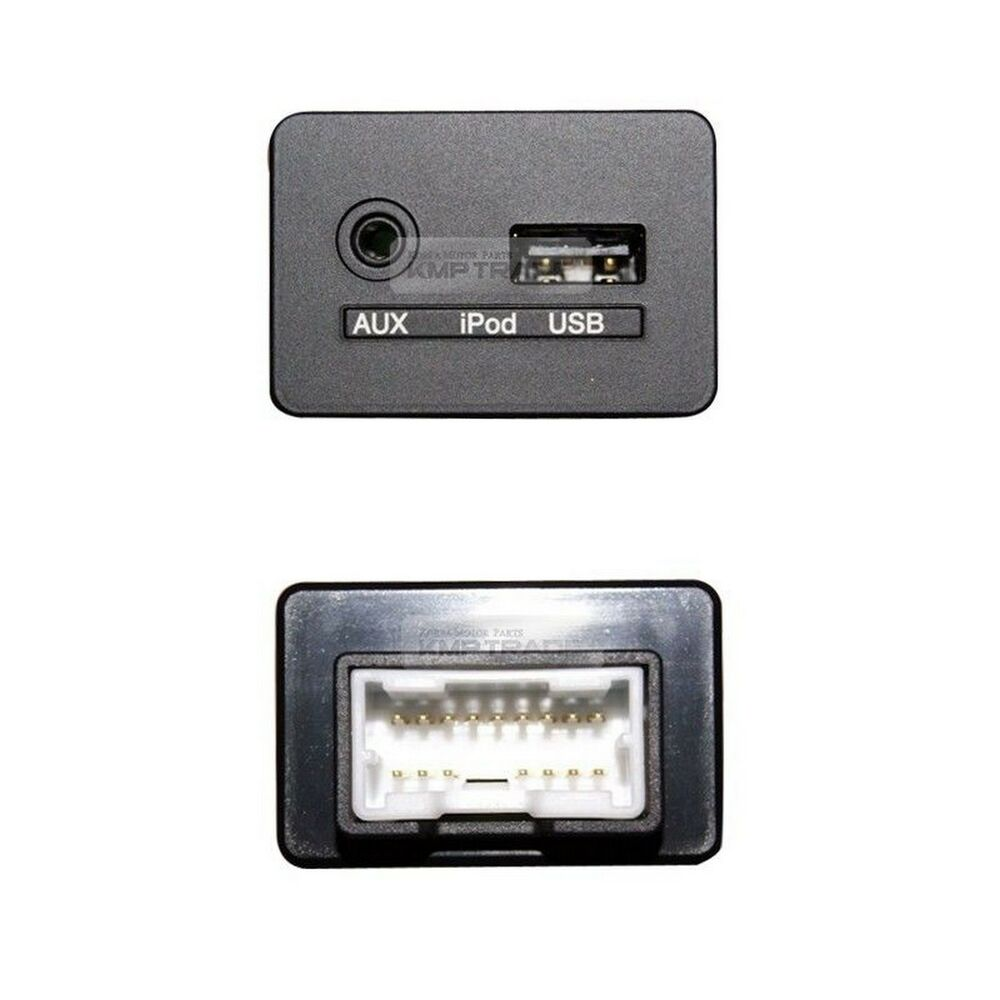 Oem Usb Reader Ipod Aux Port Adapter For Hyundai 2005 2006