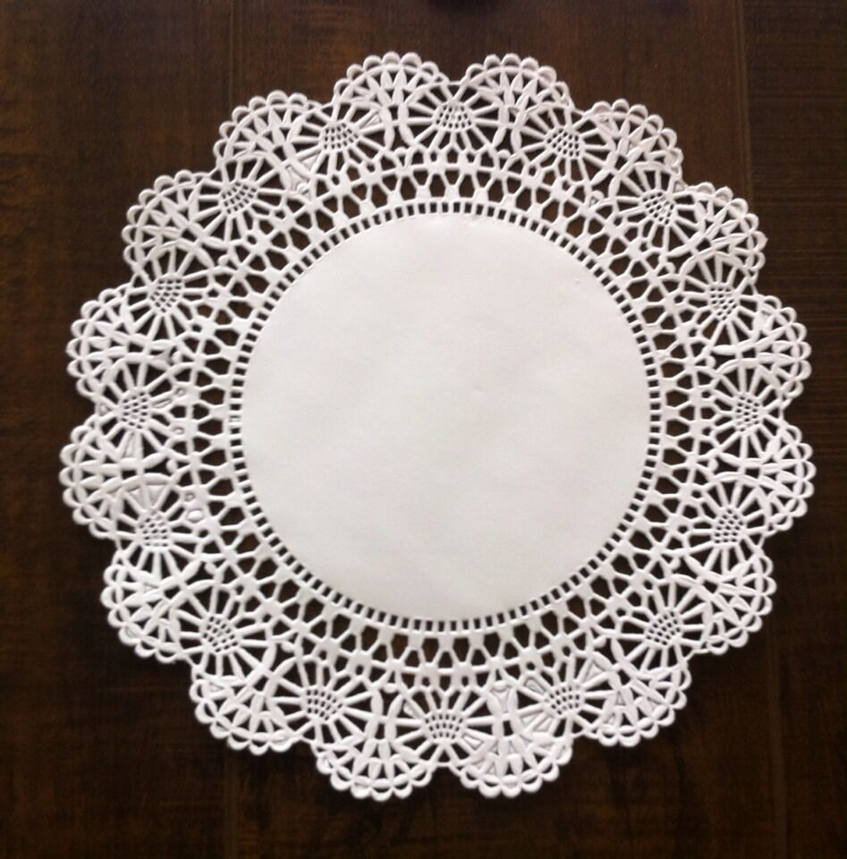 Easy Angel Crafts: Doily Paper Angel
