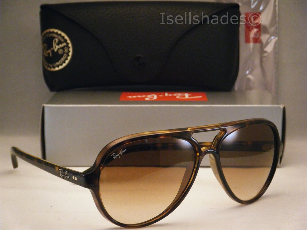 f6f5785204 Ray Ban Cats 5000 Classic Light Brown Gradient