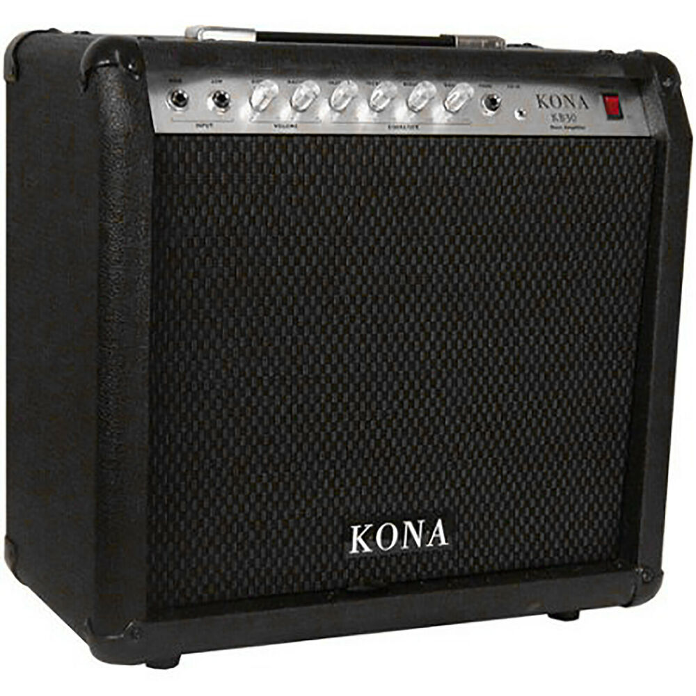 30 Inch Speakers And 30 Inch Rims : New kona kb watt bass and keyboard amplifier with