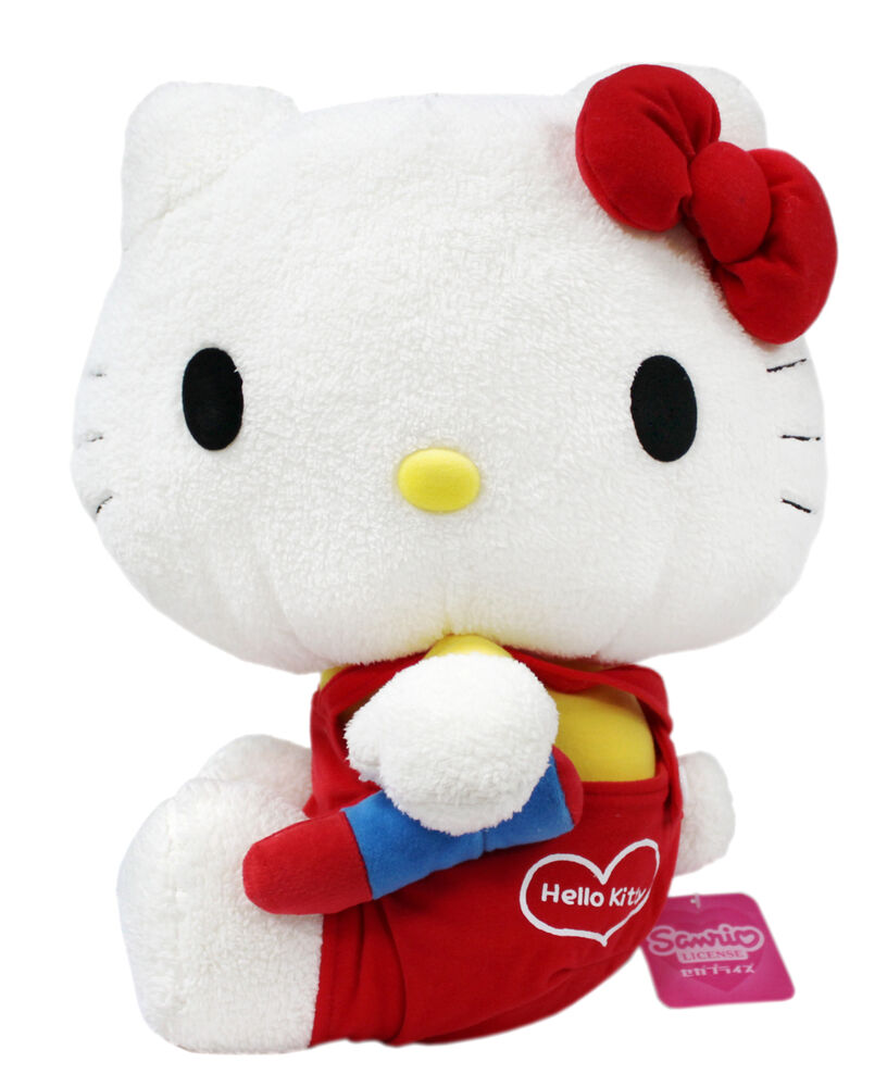 Hello Kitty Stuff Toys : Holiday sale quot drawing hello kitty jumbo plush doll toy
