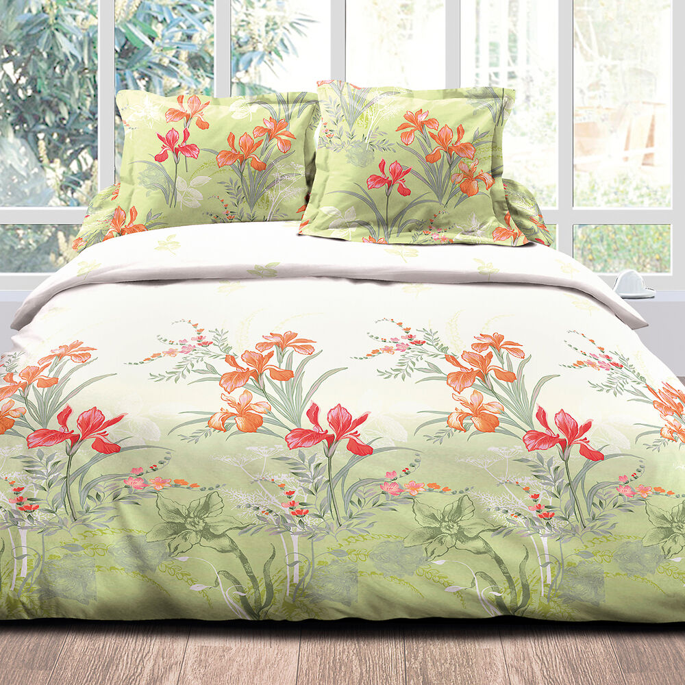 Koralia Soulbedroom Cotton Bed Linen Set Duvet Cover