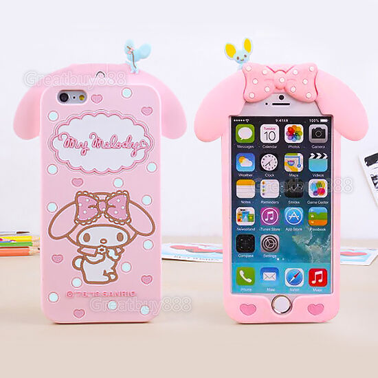 My Melody Iphone S Case