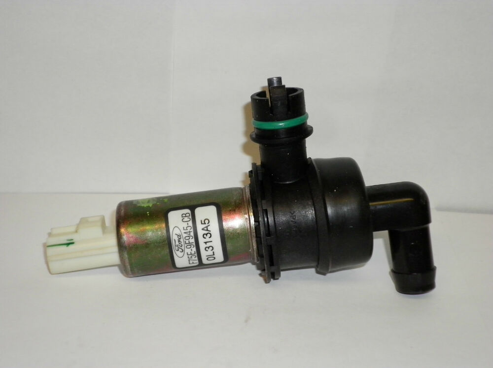 New Ford Oem Fuel Vapor Solenoid Powertrain Cannister Vent