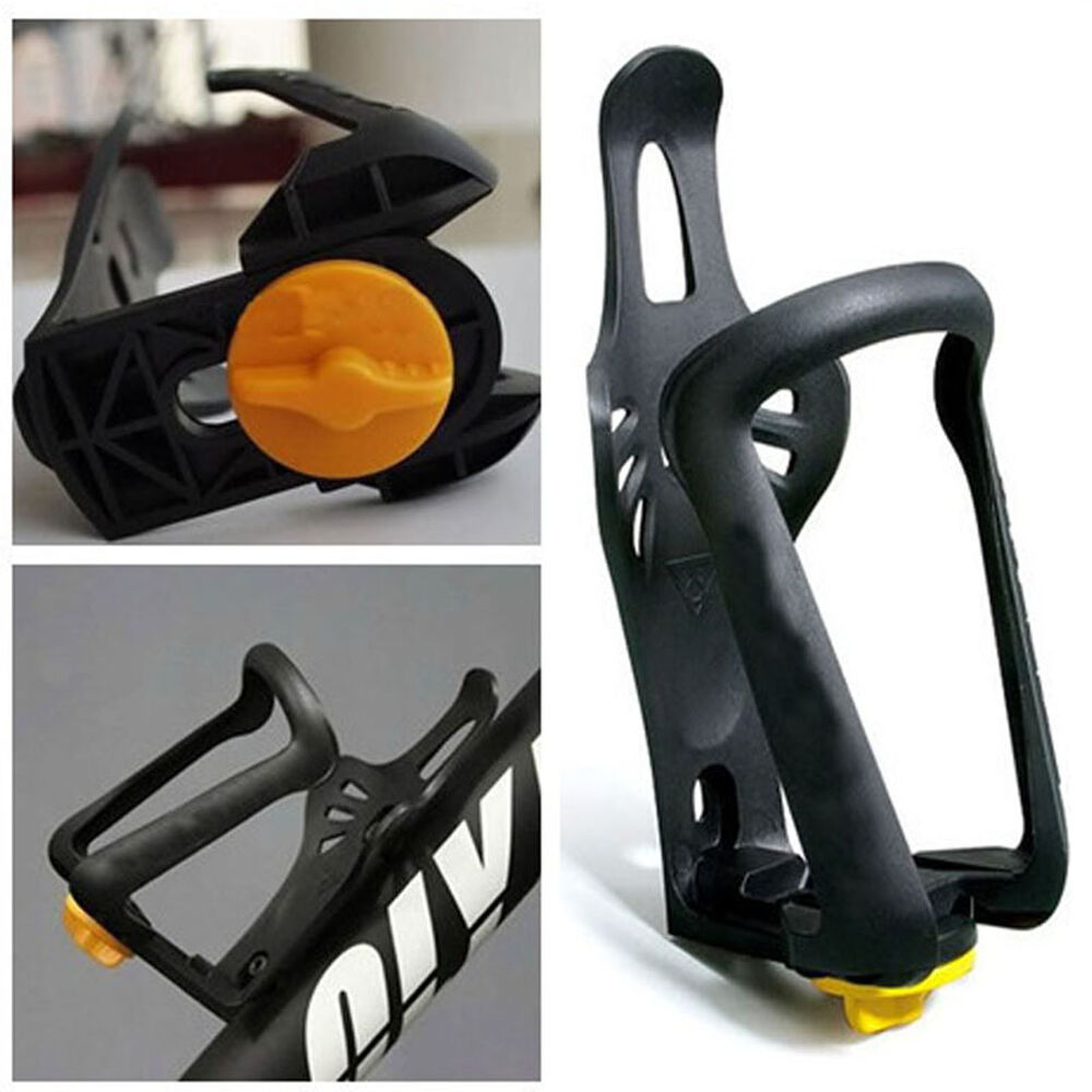 Water Bottle Bike Holder: Best Cycling Bicycle Bike Water Drink Adjustable Bottle
