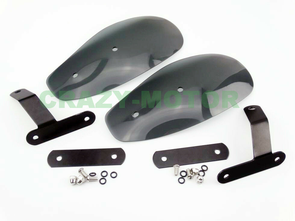 Smoke Hand Guards Protector Wind Deflector Shield For