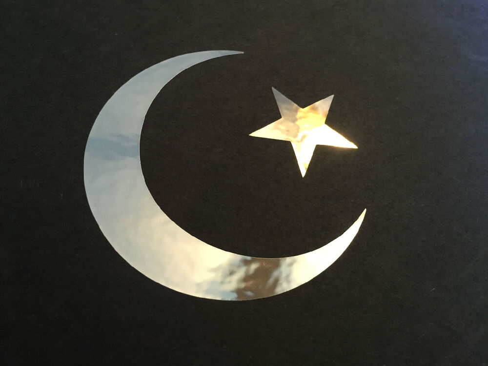 moon muslim Sword is not a symbol for islam the moon is a predominant scene for the arabic tribes that herd sheep at night and write poems, so i believe that is the.