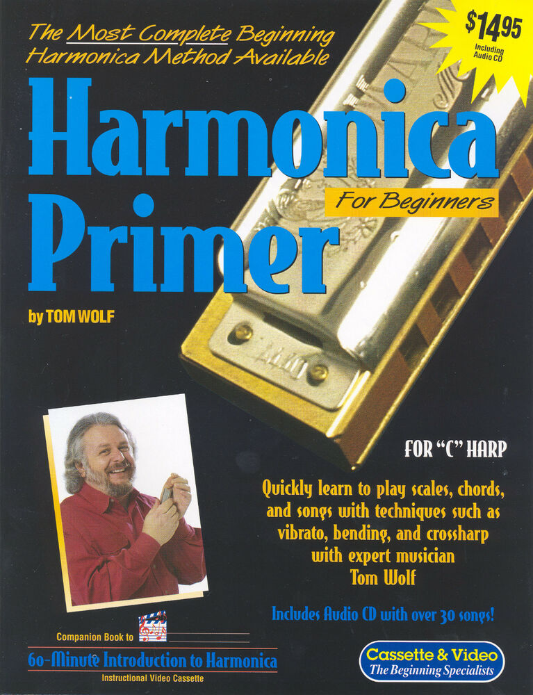 Chromatic Harmonica Lessons for Beginners eBook by ...