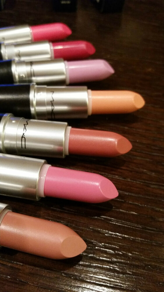 MAC Is Beauty Lipstick Spring 2015 Choose Your Shade BNIB Authentic Lim E
