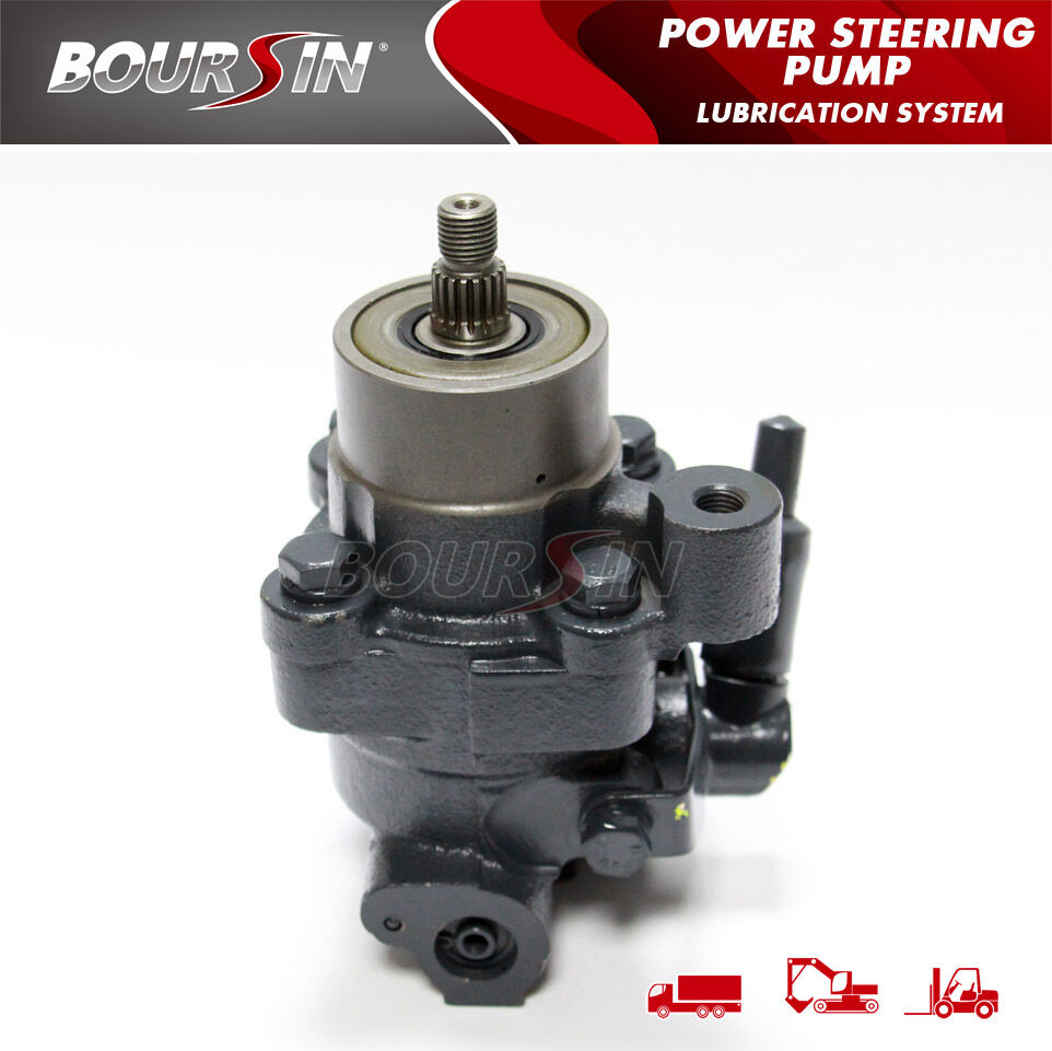 New Power Steering Pump For Toyota 2l 4runner Truck Hilux