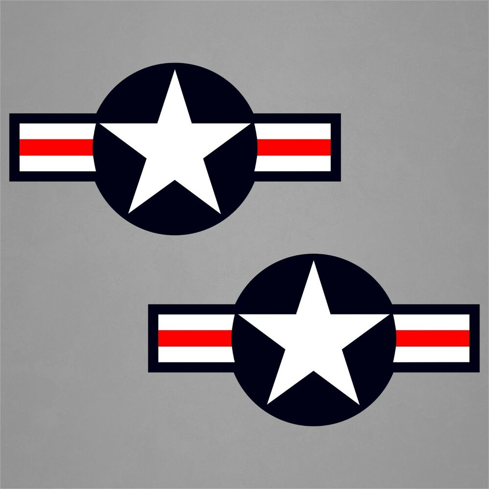 US Army Decals & Stickers