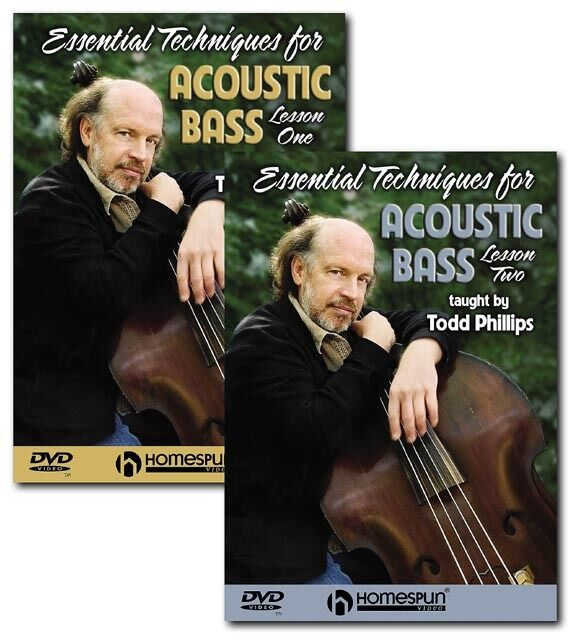 ACOUSTIC UPRIGHT- STAND UP BASS LESSONS - 2 DVD SET | eBay