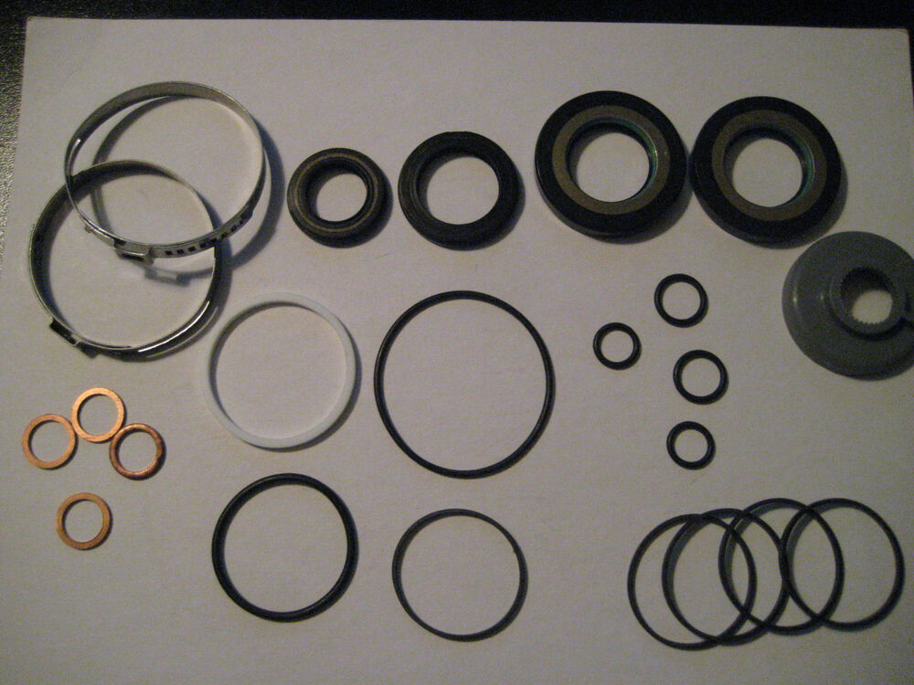 Power Steering Rack And Pinion Seal Kit Sk307 Ebay