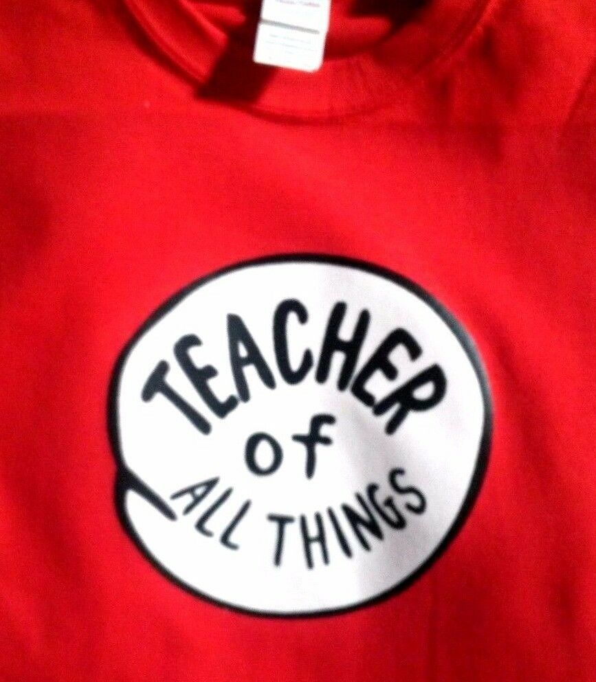 TEACHER Of ALL THINGS PRINCIPAL MOM DAD TOO CUSTOM THING 1