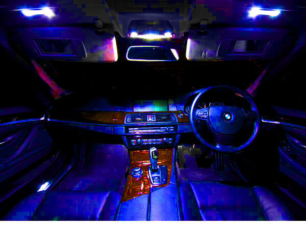 Jeep Grand Cherokee 99 2004 High Performance Led Interior