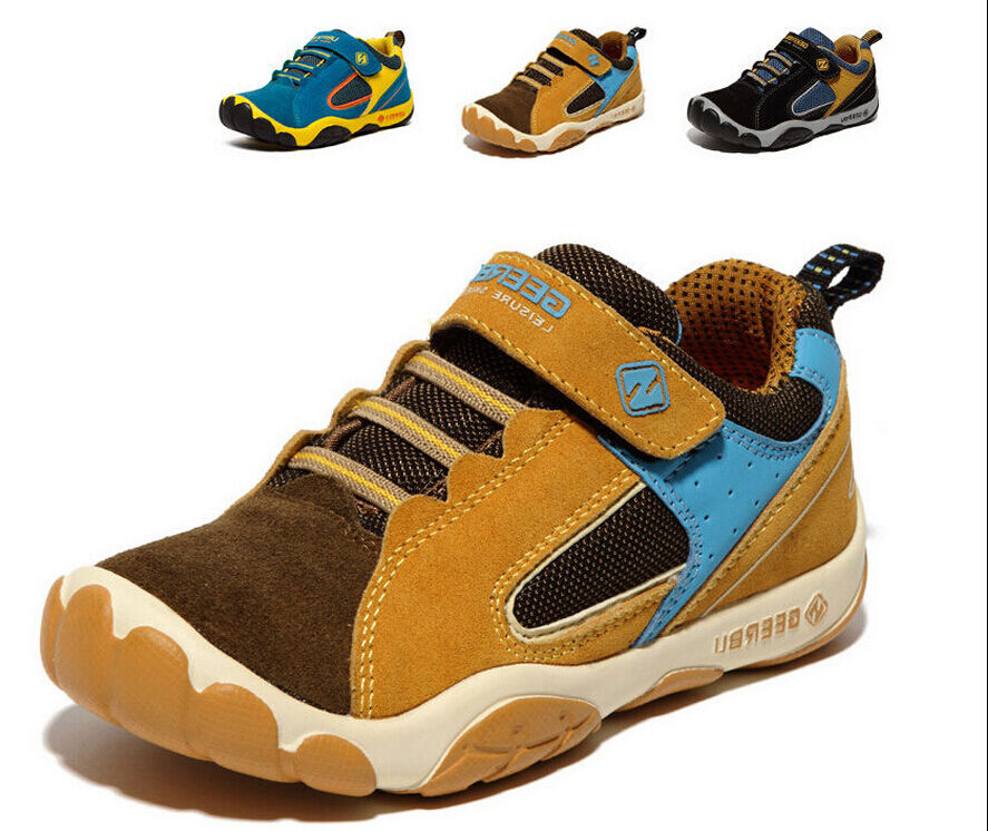 new high top running shoes children breathable shoes