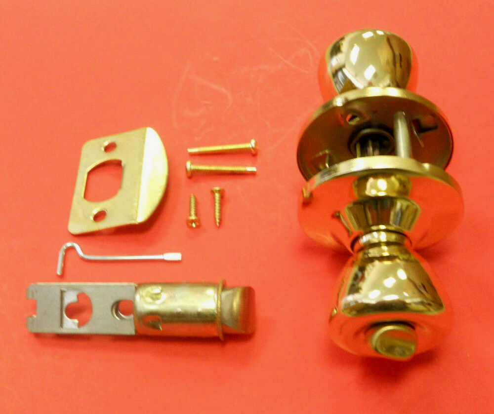 New Mobile Home Interior Locking Privacy Door Knob