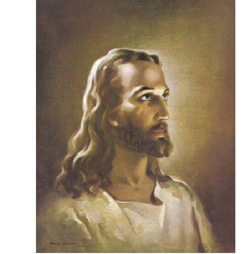 Wild image in printable picture of jesus
