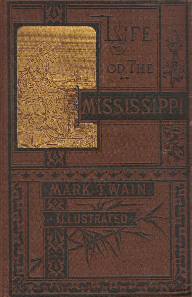 mark twain life on the mississippi summary