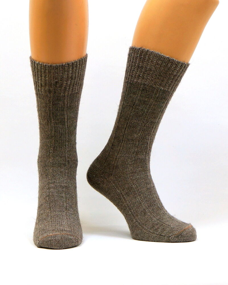 Men's thick socks will have your feet feeling warm in no time. Choose from fun patterns and styles from the top sock brands around the world.