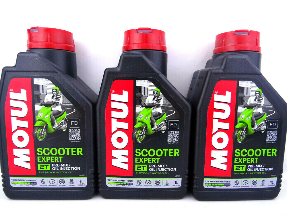 motor l 3liter motul scooter expert 2 takt motorroller roller 2t halbsynthet l ebay. Black Bedroom Furniture Sets. Home Design Ideas