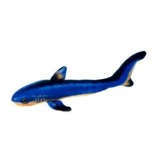Shark Toys At Walmart : Quot blue shark plush stuffed animal toy a ebay