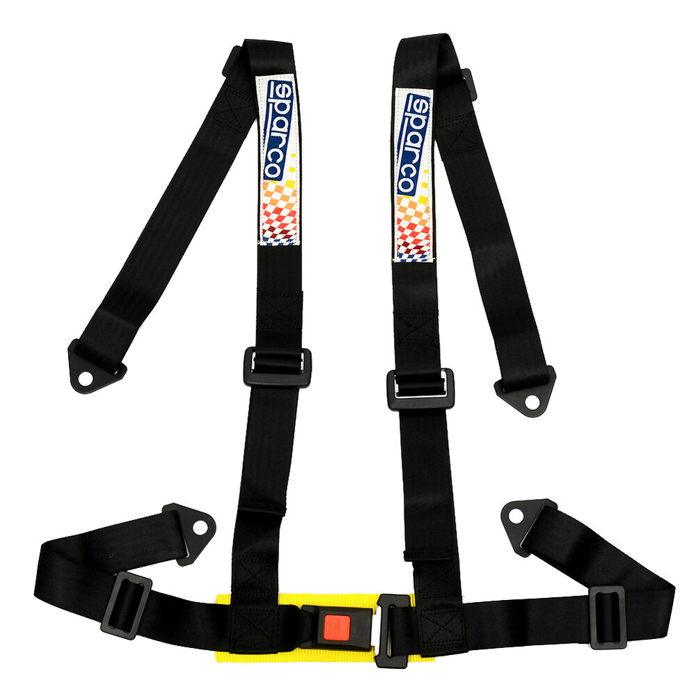 Point Safety Harness Car Seat