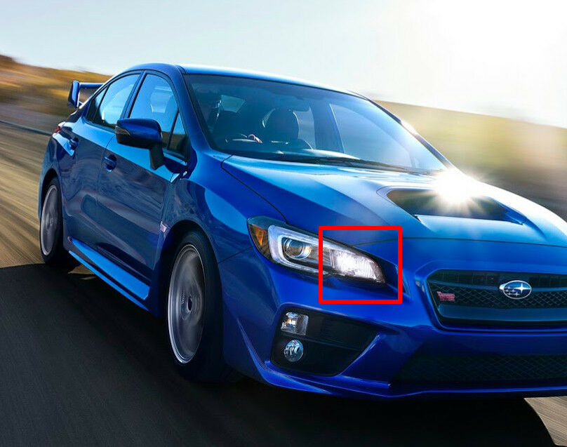 For 2015 Subaru Impreza Wrx Led Daytime Running Lights