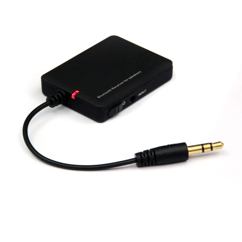 a2dp bluetooth wireless receiver audio music adapter. Black Bedroom Furniture Sets. Home Design Ideas