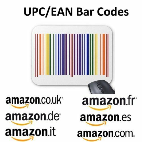 Amazon codigo bar