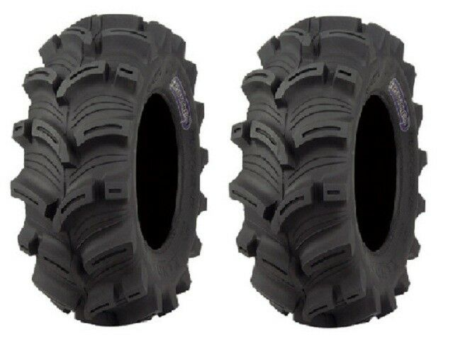 pair of kenda executioner 6ply atv tires 25x8 12 2. Black Bedroom Furniture Sets. Home Design Ideas