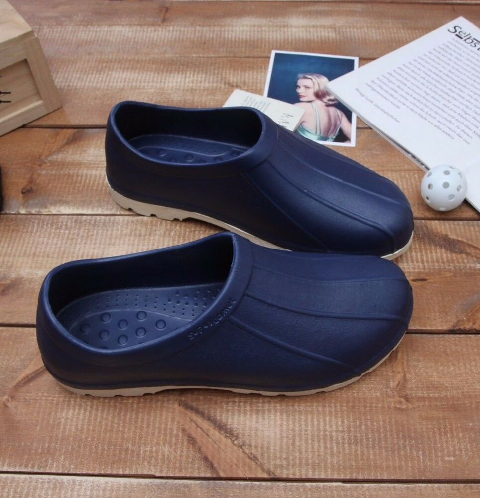 non slip chef shoes comfort clogs water hospital