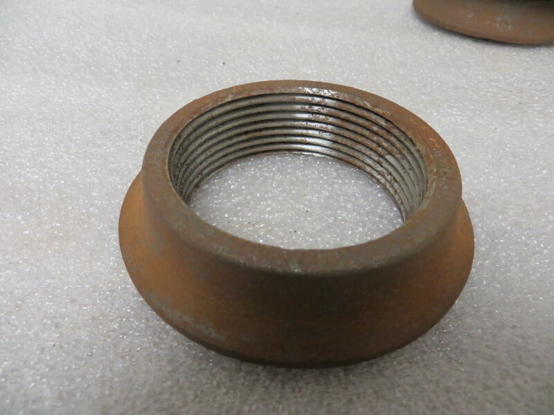 Quot npt weld on tank cylinder steel flange with pilot
