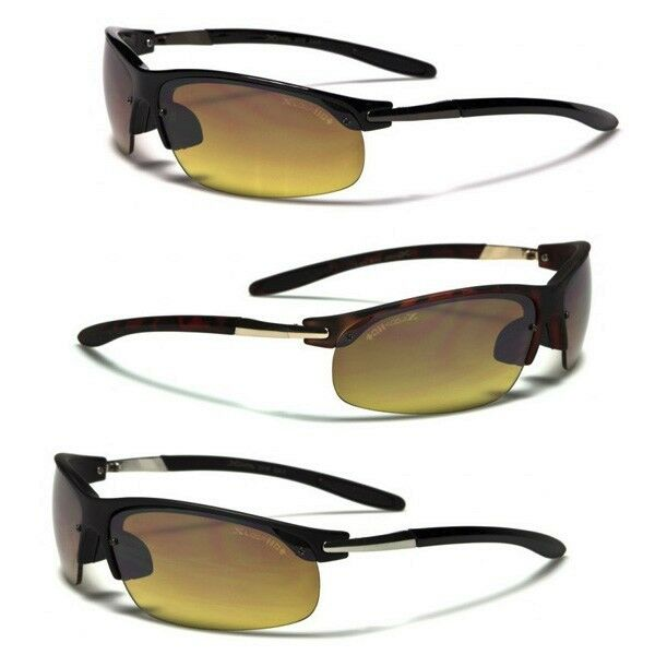 Definition Of Glasses Frame : XLOOP HD+ Half Frame Sunglasses HD Vision High Definition ...
