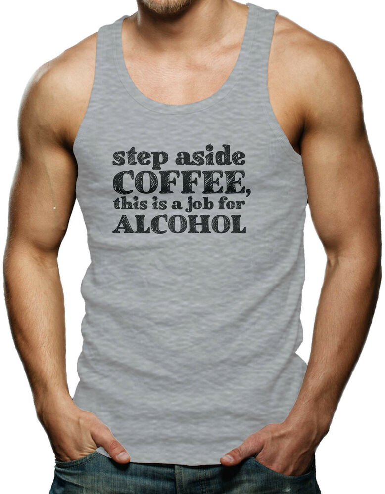 Back Off Coffee Job For Alcohol Sign