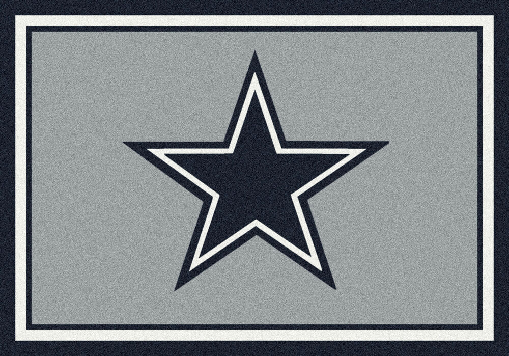 Dallas Cowboys Milliken Nfl Team Spirit Football Area Rug