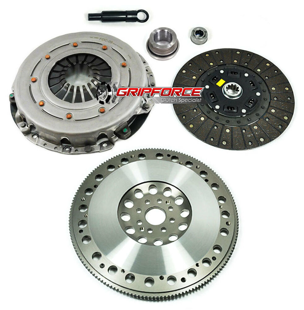 GF CLUTCH KIT+16.6 LBS RACE FLYWHEEL MUSTANG GT MACH 1