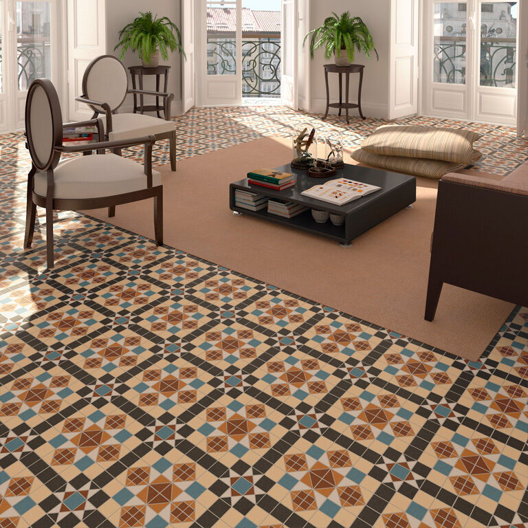 Victorian Style Floor Tiles >> TILE DEALS / SAMPLES: Ealing Victorian Moroccan Mosaic