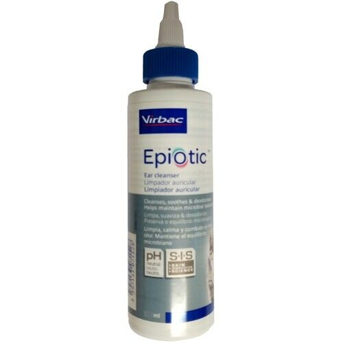 Epi Otic Ear Cleaner For Cats And Dogs Ml