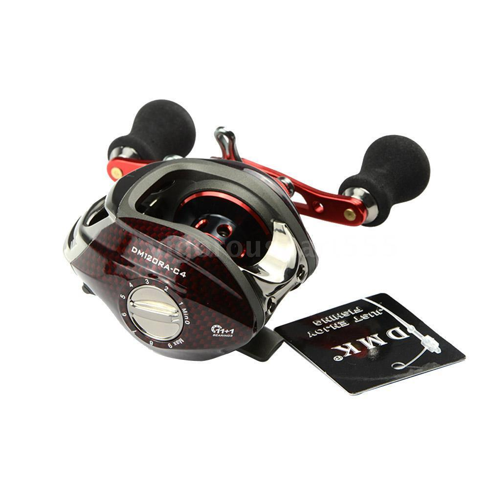 11 1 bb 6 3 1 right hand fishing reel baitcasting for Baitcasting fishing reels