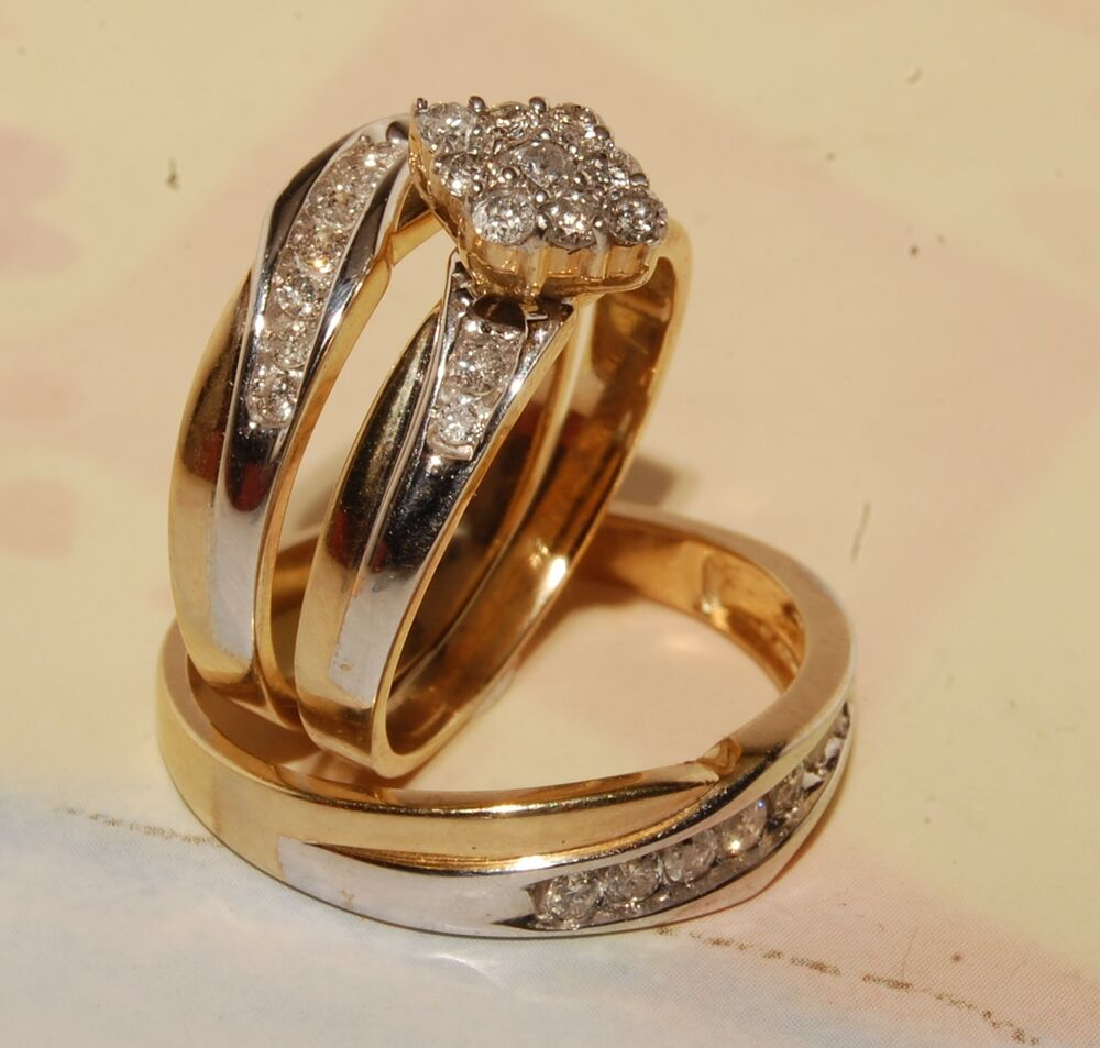White Gold Ring With Diamond For Man