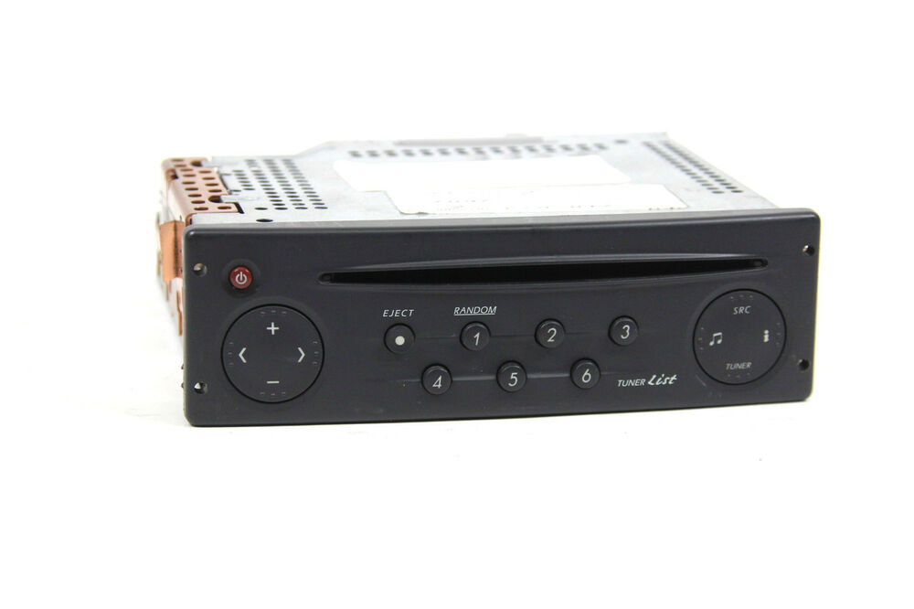 autoradio tuner list grau renault laguna clio twingo mit code cd 22dc279 62 ebay. Black Bedroom Furniture Sets. Home Design Ideas