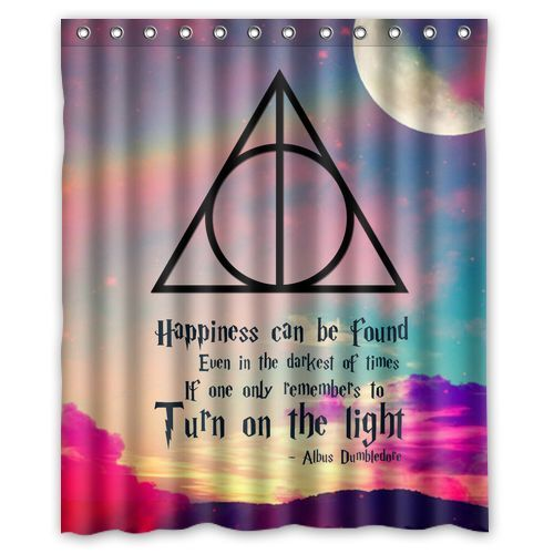 Brand New Harry Potter Shower Curtain 60 X 72 Inch | EBay