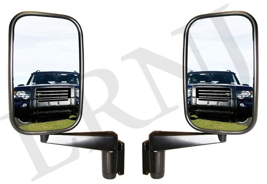Land rover defender 90 110 mirror and arm assembly set for Miroir 110 x 90