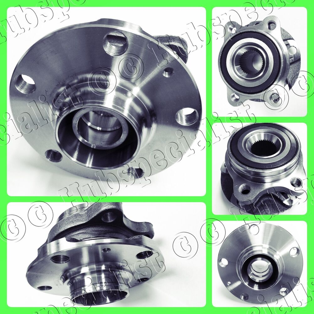 Front Wheel Hub Bearing Assembly For 2010 2014 Audi A4 A4