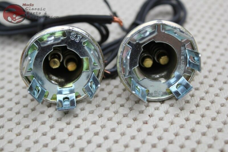 chevy gm light lamp sockets  u0026 wiring park backup brake