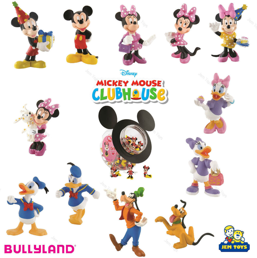 Mickey Mouse Cake Topper Ebay